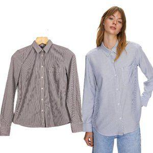 Aritzia Sunday Best Montana Button-Down Shirt